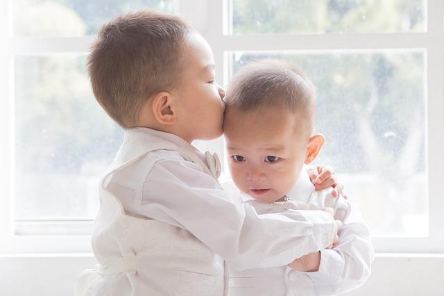 ママを悩ます子供の兄弟げんか これさえ知っていればもう疲れない