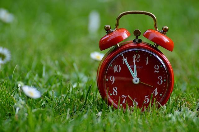 時間がない忙しい人必見!時間を生み出すのは、案外簡単にできる。